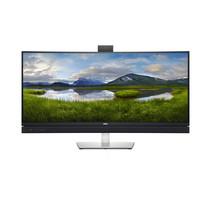 "DELL C3422WE 86,7 cm (34.1"") 3440 x 1440 Pixels UltraWide Quad HD LCD Zwart, Zilver"