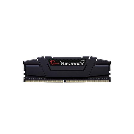 G.Skill G.Skill Ripjaws V F4-2666C19Q-128GVK geheugenmodule 128 GB 4 x 32 GB DDR4 2666 MHz