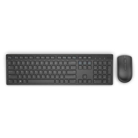 Dell DELL KM636 toetsenbord RF Draadloos QWERTY US International Zwart