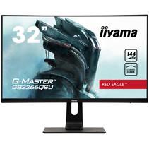 """iiyama G-MASTER GB3266QSU-B1 LED display 81,3 cm (32"""") 2560 x 1440 Pixels Quad HD Zwart"""