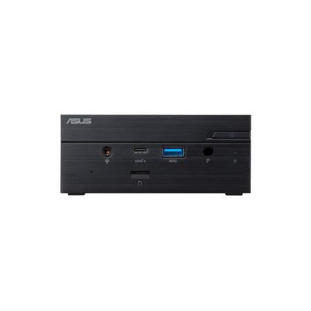 Asus ASUS PN62S-B3132MD DDR4-SDRAM i3-10110U mini PC Intel® 10de generatie Core™ i3 8 GB 256 GB SSD Zwart