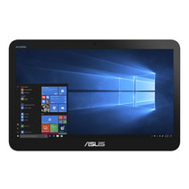 "ASUS A41GART-BD001T 39,6 cm (15.6"") 1366 x 768 Pixels Touchscreen Intel® Celeron® N 4 GB DDR4-SDRAM 500 GB HDD Windows 10 Home Alles-in-één-pc Zwart"