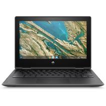 "HP Chromebook x360 11 G3 EE LPDDR4-SDRAM 29,5 cm (11.6"") 1366 x 768 Pixels Touchscreen Intel® Celeron® 8 GB 64 GB eMMC Wi-Fi 5 (802.11ac) Chrome OS Grijs"