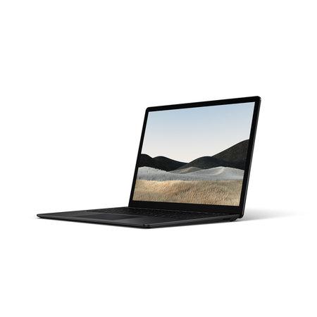 "Microsoft Microsoft Surface Laptop 4 LPDDR4x-SDRAM Notebook 34,3 cm (13.5"") 2256 x 1504 Pixels Touchscreen Intel® 11de generatie Core™ i7 16 GB 256 GB SSD Wi-Fi 6 (802.11ax) Windows 10 Pro Zwart"