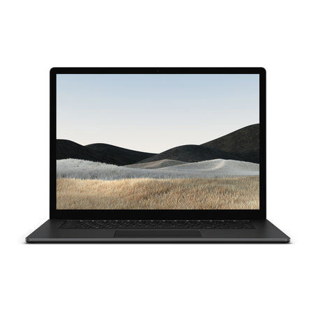 "Microsoft Microsoft Surface Laptop 4 LPDDR4x-SDRAM Notebook 38,1 cm (15"") 2496 x 1664 Pixels Touchscreen Intel® 11de generatie Core™ i7 8 GB 512 GB SSD Wi-Fi 6 (802.11ax) Windows 10 Pro Zwart"