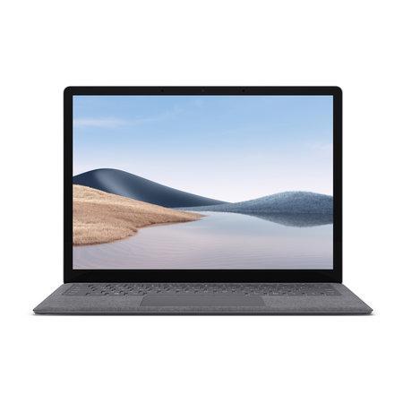 "Microsoft Microsoft Surface Laptop 4 LPDDR4x-SDRAM Notebook 34,3 cm (13.5"") 2256 x 1504 Pixels Touchscreen AMD Ryzen 5 4th Gen 8 GB 256 GB SSD Wi-Fi 6 (802.11ax) Windows 10 Pro Platina"