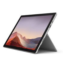"Microsoft Surface Pro 7 128 GB 31,2 cm (12.3"") Intel® 10de generatie Core™ i3 4 GB Wi-Fi 6 (802.11ax) Windows 10 Pro Platina"