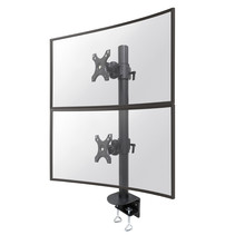 Neomounts by Newstar monitor bureausteun voor curved schermen