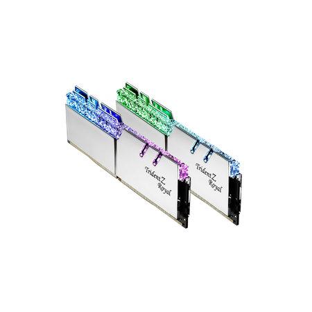 G.Skill G.Skill Trident Z Royal F4-4266C16D-32GTRS geheugenmodule 32 GB 2 x 16 GB DDR4 4266 MHz