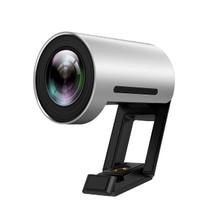 Yealink UVC30 webcam 8,51 MP USB 2.0 Zwart, Zilver
