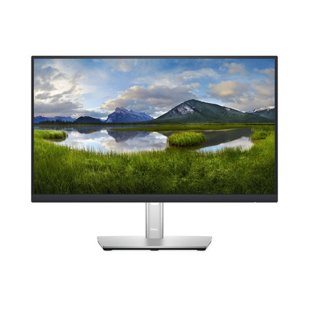 "Dell DELL P2222H 54,6 cm (21.5"") 1920 x 1080 Pixels Full HD LCD Zwart, Zilver"