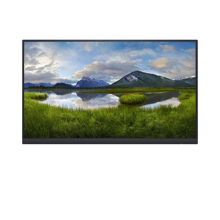 """Dell DELL P2222H_WOST 54,6 cm (21.5"""") 1920 x 1080 Pixels Full HD LCD Zwart"""