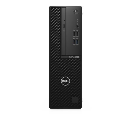 Dell DELL OptiPlex 3080 DDR4-SDRAM i5-10505 SFF Intel® 10de generatie Core™ i5 8 GB 256 GB SSD Windows 10 Pro PC Zwart