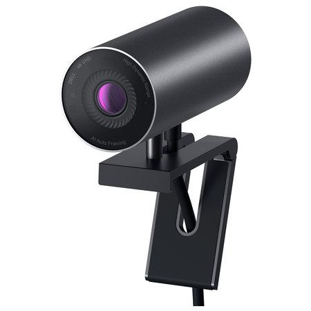 Dell DELL WB7022 webcam 8,3 MP 3840 x 2160 Pixels USB Zwart