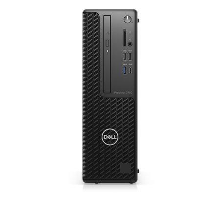 Dell DELL Precision 3450 DDR4-SDRAM i7-10700 SFF Intel® 10de generatie Core™ i7 16 GB 512 GB SSD Windows 10 Pro Workstation Zwart
