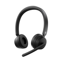 Microsoft Modern Wireless Headset Hoofdband Bluetooth Zwart
