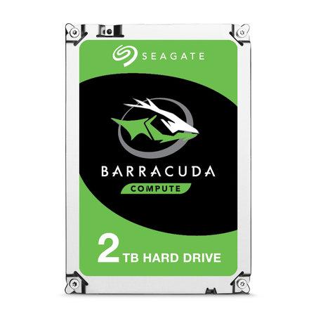 """Seagate Seagate Barracuda ST2000DM008 interne harde schijf 3.5"""" 2000 GB SATA III"""
