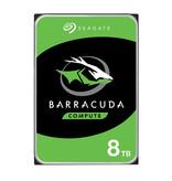 """Seagate Seagate Barracuda ST8000DM004 interne harde schijf 3.5"""" 8000 GB SATA III"""