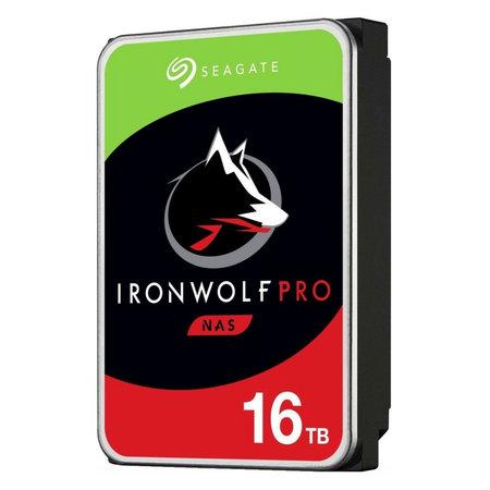 """Seagate Seagate IronWolf Pro ST16000NE000 interne harde schijf 3.5"""" 16000 GB SATA III"""