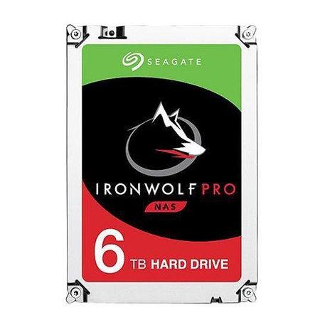 """Seagate Seagate IronWolf Pro ST6000NE000 interne harde schijf 3.5"""" 6000 GB SATA III"""