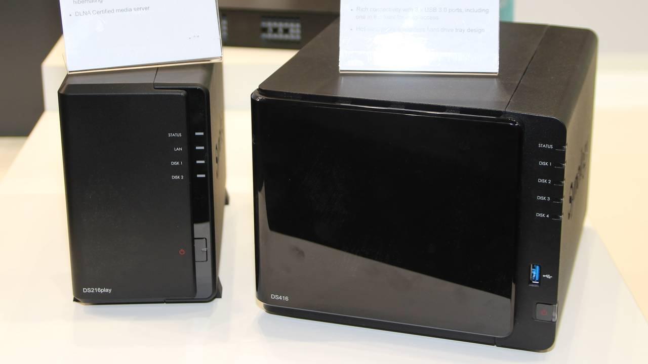 DS416 - een kleine upgrade