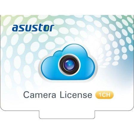 Asustor Asustor 4 CAMERAS LICENSE FOR SURVEILLANCE CENTER 1 licentie(s) Licentie