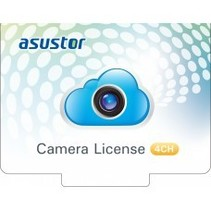 Camera License (4 Channels)