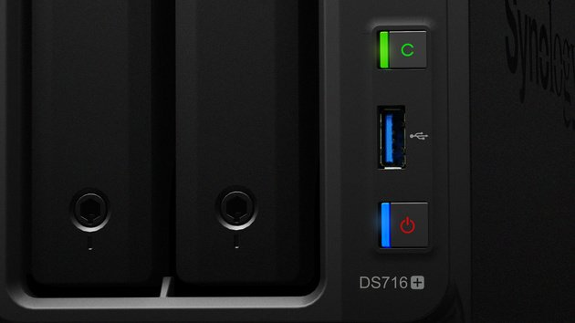 Synology DS716+ nu te koop!