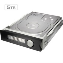 "G-Technology 0G04432 interne harde schijf 3.5"" 5000 GB SATA III"