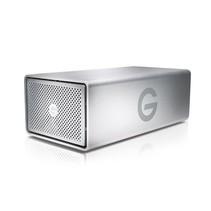 G-Technology G-RAID USB HDD-behuizing Zilver