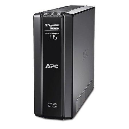 APC APC Back-UPS Pro 1200VA noodstroomvoeding 10x C13 uitgang, USB