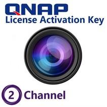QNAP LIC-CAM-NAS-2CH garantie- en supportuitbreiding