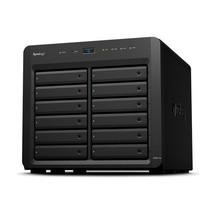 Synology DiskStation DS3617xs D-1527 Ethernet LAN Desktop Zwart NAS