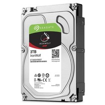 3TB Guardian IronWolf NAS (ST3000VN007)