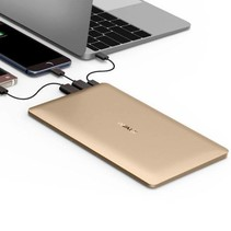 Chic 20000mAh Quickcharge Backup Batterij Goud