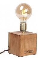 Yucwood Lamp Cube One 25cm