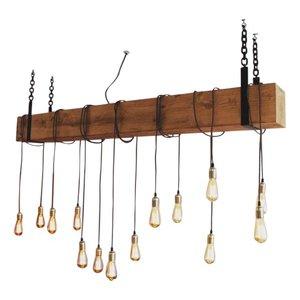 Yucwood Lamp Douglas Bar Chandler 150cm