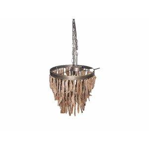 Lamp Ainay Naturel 159cm Metaal