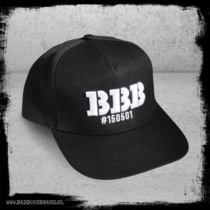 Bad Boys Brand SnapCap Cap One size fits all