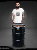 Bad Boys Brand Black Beast Barbecue -Vuurkorf