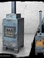 Bad Boys Brand Thumbs Up Gate Tuinhaard 168cm Staal