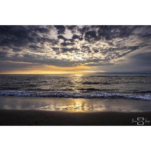 "Frans van Steijn ""Crystal Sky"" on Dibond 120 cm"