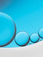 """Frans van Steijn """"Bubble Art#1"""" op Dibond 120cm"""