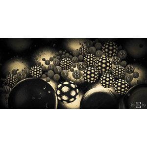 """Frans van Steijn """"Art Here we Come!"""" op Dibond 120cm"""