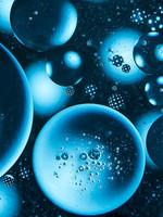 "Frans van Steijn ""Art Deep blue"" op Dibond 120cm"