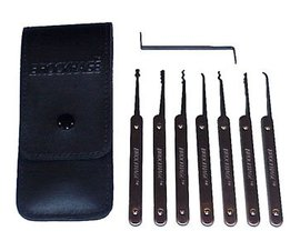 Brockhage 8-Delige Lockpick Beginner Set