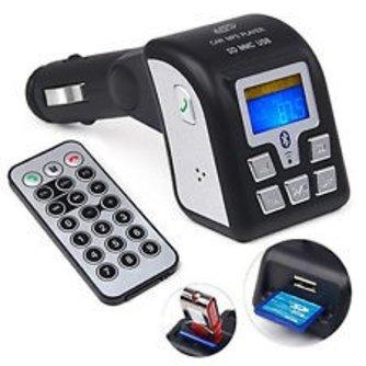 FM / MP3 Transmitter Delux