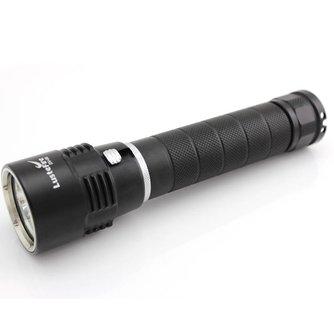LusteFire LED Zaklamp Waterdicht