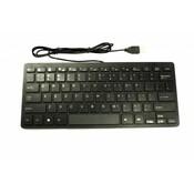 Mini Toetsenbord met Draad Zwart