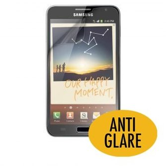 2x Screenprotector Samsung Galaxy Note Anti-Glare